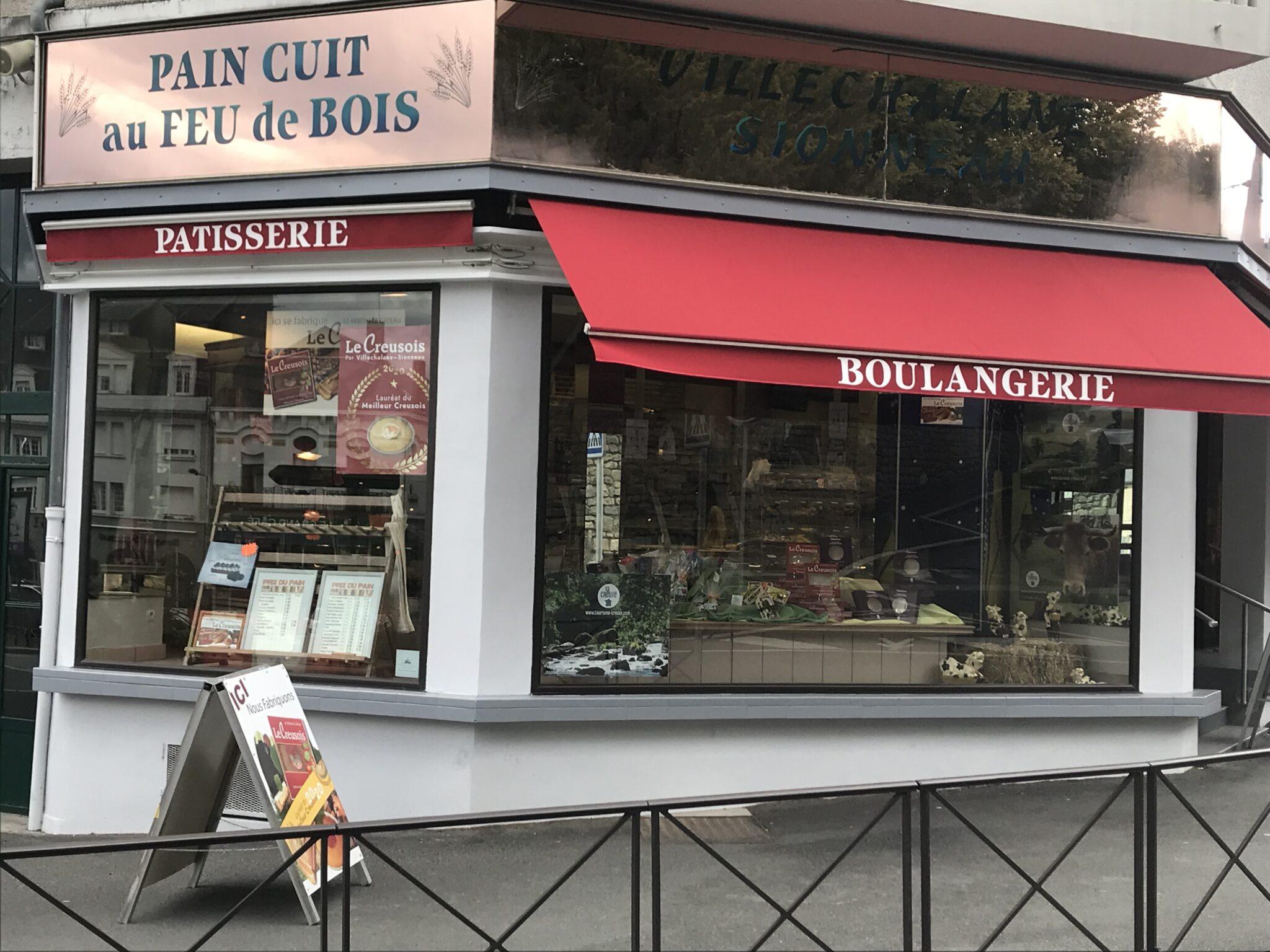 Un grand choix de sandwichs confectionnés avec du pain et des produits frais à Guéret | Villechalane-Sionneau
