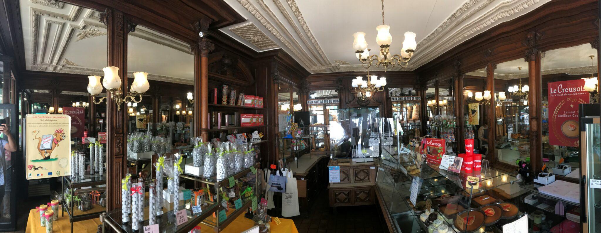 Régalez-vous à la Pâtisserie du Marché Villechalane-Sionneau de Guéret