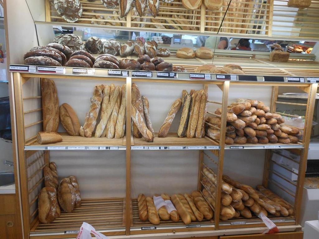 Des pains et gâteaux frais à Guéret | Villechalane-Sionneau