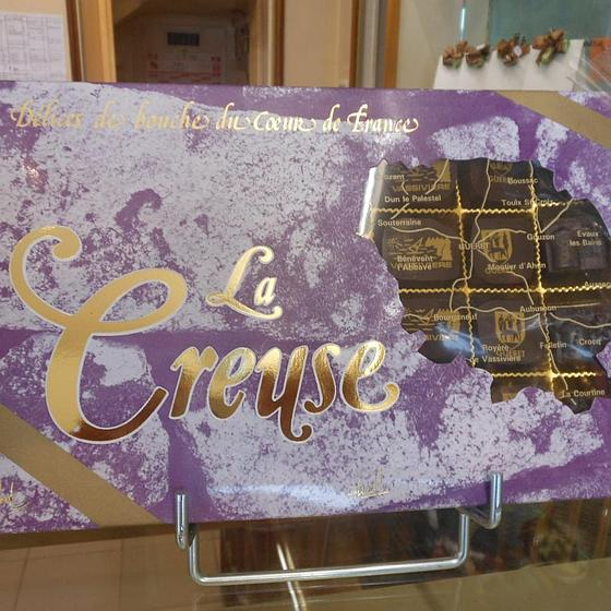 Spécialité chocolat de Guéret | Villechalane-Sionneau