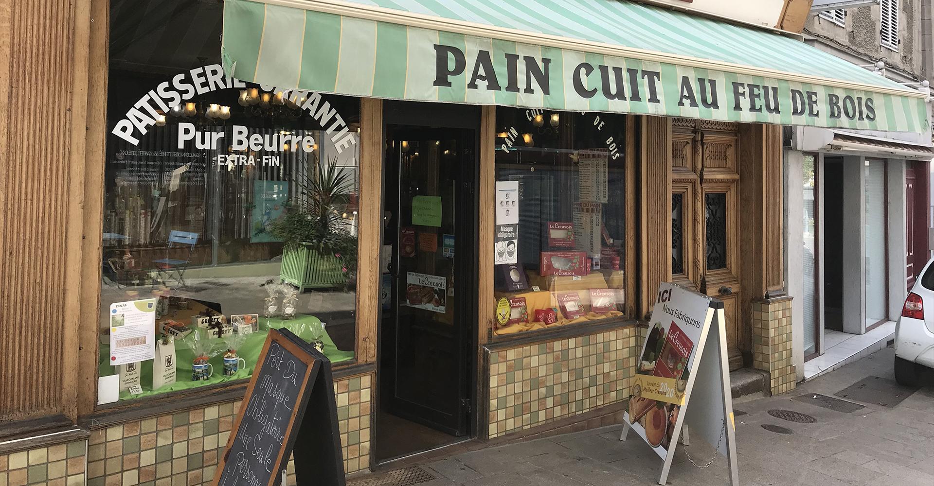 Du Pain Cuit Au Feu De Bois Et Des Gâteaux De Qualité à Guéret | Villechalane-Sionneau